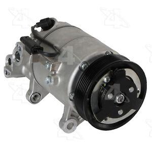 A/C Compressor-New Compressor 4 Seasons 168366