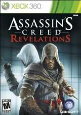 Xbox 360 : Assassins Creed: Revelations VideoGames