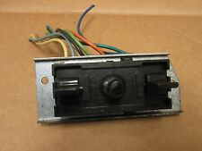 90-2002 GM Power Seat Switch 8-Pin Camaro Buick & More 20702837