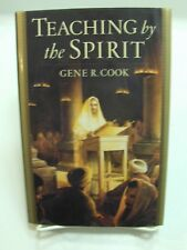 TEACHING BY THE SPIRIT A Valuable Part of Teaching is the Holy Ghost Mormon LDS