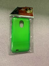 Lime Green Hard Case Cover For Samsung Galaxy S2 Epic 4G D710