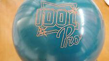 Roto Grip IDOL PRO 15lb used bowling ball  pin down