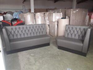 Corner sofas for restaurants, hotels, cafe shops, barber shops or bars