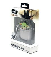 New Star Wars The Mandalorian The Child Grogu AIRPODS CASE Silicone