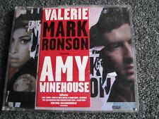 Amy Winehouse-Valerie Maxi CD-Made in EU-2007-Mark Ronson-Sony BMG-Pop