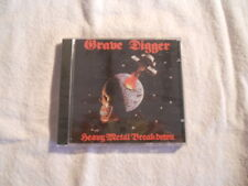 """Grave Digger """"Heavy metal Breakdown"""" Rare 1996 Noise Records New Sealed"""
