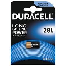 Pila Batteria Duracell  PX28L - 6V