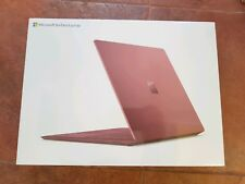 BRAND NEW Microsoft Surface Laptop - 256 GB / Intel Core i5 / 8GB RAM - Burgundy