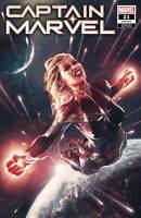 Captain Marvel #21 Marco Mastrazzo Variant (09/09/2020)