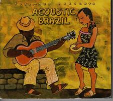 Putumayo - Acoustic Brazil