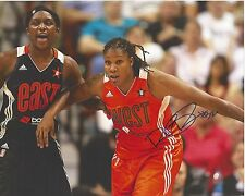 Rebekkah Brunson Signed 8 x 10 Photo Wnba Minnesota Lynx Basketball Free Ship