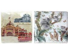 20pc Printed Napkin Paper Napkin Serviettes Australia Souvenir Melbourne Koala