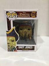 Funko POP! Disney Pirates of the Caribbean - Vinyl Figure - DAVY JONES #174