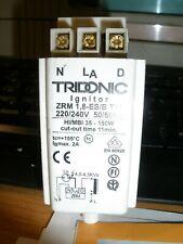 TRIDONIC ATCO  Digital Ignitor Zündgerät ZRM 1,8-ES //TC  HI 35-150W