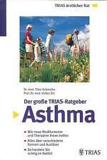 Schmoller / Still; ASTHMA - Der große TRIAS-Ratgeber