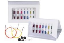 Knitpro Nadelset Deluxe auswechselbare Nadelspitzen SmartStix kurz 42161