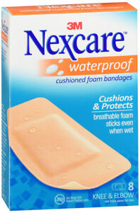 Nexcare Active Knee Elbow 8 ct