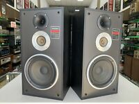 TECHNICS SB-3430 3 Way 100 Watts Speaker Vintage 1984 Refurbished Work Good Look