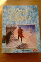 PC - King's Quest V - Versión Española Diskettes 3,1/2' - Completo Big Box