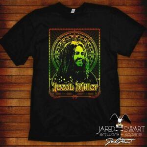 Jacob Miller T-Shirt Inner Circle Roots Reggae Ska Rockers