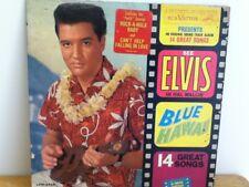 ELVIS  PRESLEY          LP          BLUE  HAWAII