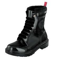 Gosch Shoes Sylt Damen Schuhe Boots Stiefel 71051-301-9 Schwarz Wasserfest NEU