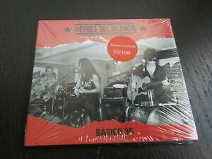 HEROES DEL SILENCIO CD BASICO 96 NUMERADO