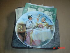 Limoges Collectors Plate I REMEMBER IT WELL From GIGI STORY - A TRUTH OF LOVE