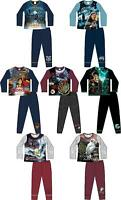 Boys/Girls Official Harry Potter™ Hogwarts Cotton Pyjamas Age 5-12 Years