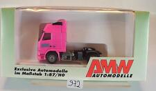 AMW 1/87 nº 50491-3 Volvo FH Globetrotter XL 1995 zumaschine OVP #972