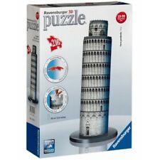 125579 Puzzle 3D Torre di Pisa Ravensburger 216 Pezzi