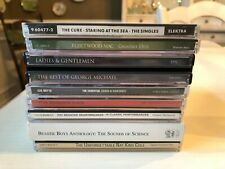 Lot of 8 CDs, Various Greatest Hits Albums, Includes Several 2 CD Sets