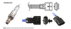 NGK NTK Oxygen Lambda Sensor OZA603-R2 fits Renault Megane CC 2.0 CVT (III) 1...