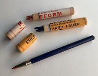Vintage Eberhard Faber REFORM 3.8mm Mechanical Pencil Lead Holder Working USA
