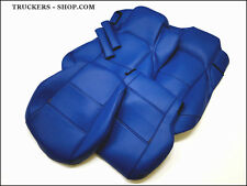 MERCEDES MP4 LEATHERETTE SEAT COVERS BLUE[TRUCK PARTS & ACCESSORIES]