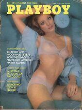 PLAYBOY MAY 1974 Marsha Kay Marilyn Lange Hank Aaron Occult Pictorial LingerieRC
