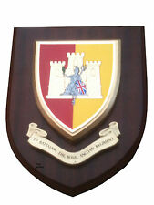 1st Royal Anglian Regiment Military Shield Wall Plaque