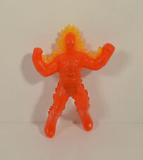 "2010 Light-Up Human Torch 4.5"" McDonald's Action Figure #6 Fantastic 4 Four"
