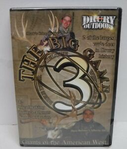 Drury Outdoors The Big Game 3 DVD