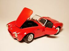 AC FORD SHELBY COBRA 427 in ROSSO ROUGE ROSSO Roja Red, REVELL in 1:24 (1:25?)!