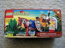 LEGO Western Cowboys - Rare Tribal Chief 6709 - New (box wear) American Indian