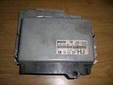Motorsteuergerät Steuergerät  Opel Omega B MV6 155 kw 0261203589 90492383