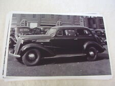 1937 CHEVROLET  2DR MASTER DELUXE  11 X 17  PHOTO  PICTURE