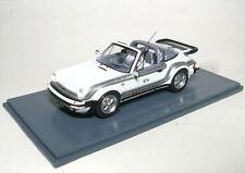 PORSCHE 911 Targa B&B TUNING moonracer (Blanco / PLATA ) 1982