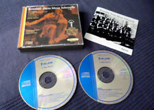 2xCD ROSSINI Petite Messe Solennelle Mihail Milkov   LIVE Bulgaria 1987 Genova