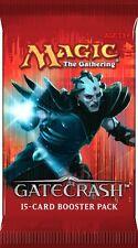 MTG Magic: SEALED GATECRASH BOOSTER PACK! Cheap shipping! FRESH from Sealed Box!