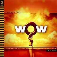 Various Artists : Wow Hits 2002 CD
