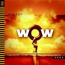 WOW Hits 2002 by Various Artists (CD, Oct-2001, 2 Discs, Sparrow Records)