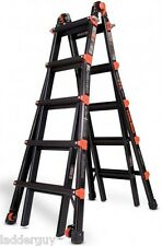 22 1A Little Giant Ladder - PRO SERIES w/ Wheels! New