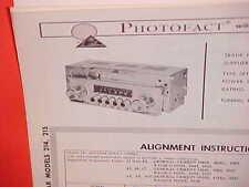 1963 PLYMOUTH VALIANT DODGE DART AM RADIO SERVICE SHOP REPAIR MANUAL BROCHURE 63